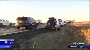 Third fatal crash in three days due to road conditions [Video]