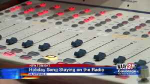 Controversial holiday song still playing on local radio [Video]