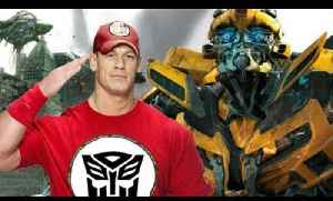 John Cena To Star In Transformers Spin-Off Bumblebee [Video]