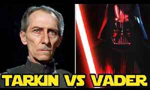 Star Wars Finally Reveals Why Darth Vader Obeys Tarkin [Video]