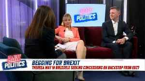 Raw Politics: Is there room to renegotiate the Brexit deal? [Video]