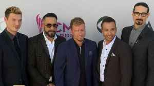 Backstreet Boys Get Candid About Their Breaking Points [Video]