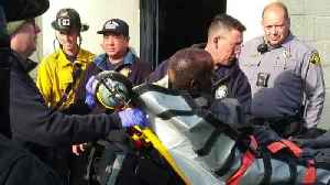 Man rescued from greasy restaurant vent after 2 days [Video]