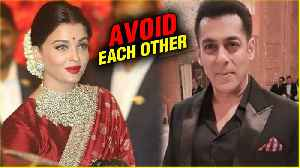 Salman Khan And Aishwarya Rai AVOID EACH OTHER At Isha Ambani Wedding [Video]