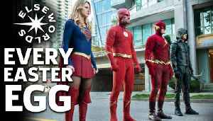 Elseworlds: Every DC Easter Egg In The Arrowverse Crossover [Video]