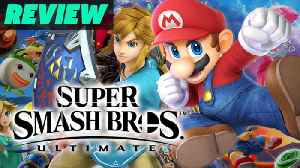 Super Smash Bros. Ultimate Review [Video]