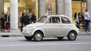 Fiat 500 F at MoMA [Video]