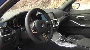 The new BMW 3 Series Interior Design in Portugal [Video]