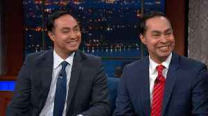 Joaquin Castro Says Julián Castro Will Run For President [Video]