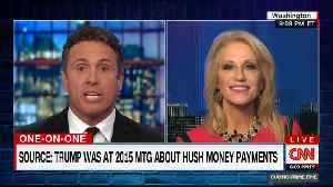 Kellyanne Conway And Chris Cuomo Clash In Heated TV Exchange [Video]