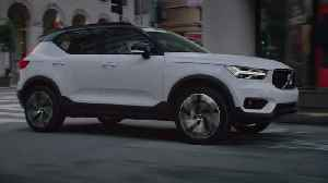 New Volvo XC40 Driving Video [Video]