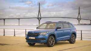 The new Skoda Kodiaq RS Design Preview [Video]