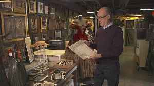 A tour of the Met's archives and treasures [Video]