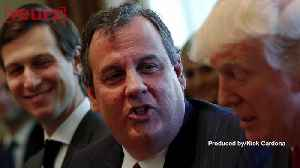 Chris Christie Meets With Trump About Chief of Staff Position: Report [Video]