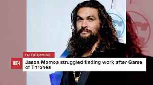 Jason Momoa May Have Been Typecasts In Game Of Thrones [Video]