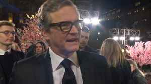 Colin Firth Says He's Older Than The original 'Mary Poppins' Movie [Video]