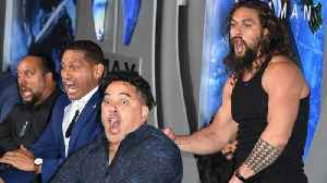 Jason Momoa and 'Aquaman' Cast Perform Traditional Haka at Film's Premiere [Video]