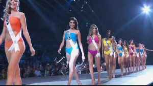News video: First-Ever All-Female Panel to Judge Miss Universe Pageant