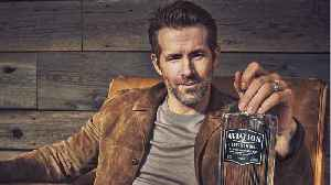 Ryan Reynolds Reveals The Secrets Behind Aviation Gin [Video]