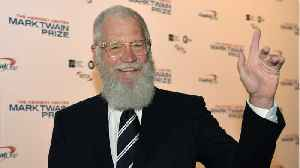 Netflix Renews David Letterman's Talk Show For Another Season [Video]