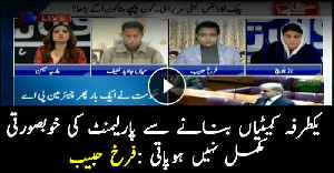 Farrukh Habib stresses upon consensus on parliamentary committees [Video]