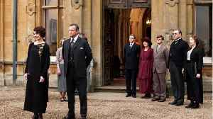 First Look At The 'Downton Abbey' Movie [Video]