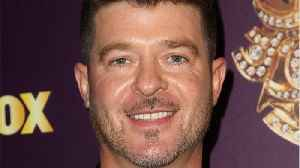 Robin Thicke's Plans After Woolsey [Video]