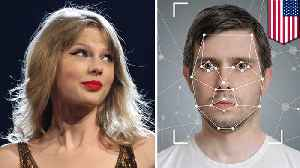 Taylor Swift used facial recognition to ID stalkers [Video]