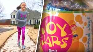 11-Year-Old Runner Has Raised Nearly $50,000 for Kids With This Cancer This Year [Video]