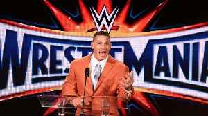 John Cena Says His Time Is Up At WWE [Video]