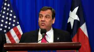 Chris Christie pulls name from consideration for White House chief of staff [Video]