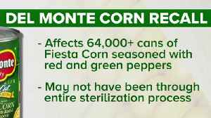 Del Monte corn recall, and other MoneyWatch headlines [Video]