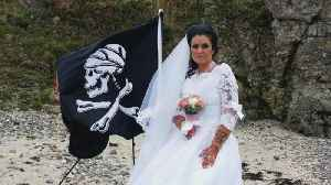 Woman Who Married 300-Year-Old Ghost Pirate Says The Relationship Is Over [Video]