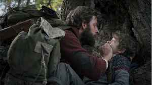 Stephen King Still Showering Praise On 'A Quiet Place' [Video]