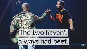 The Complete Timeline of Drake and Kanye West's Vicious Feud [Video]