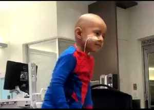 5-Year-Old Boy With Cancer Proves Nothing Will Stop His Fantastic Dance Moves [Video]