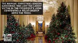 White House Cancels Annual Press Christmas Party [Video]