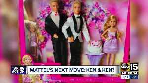 Couple pushing for more diversity with Mattel dolls set to meet with company [Video]