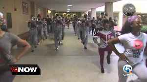 Ram Regiment Band at Palm Beach Lakes Community High performing at the Sugar Bowl on New Year's Day [Video]