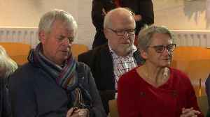 A Dutch church is holding a marathon service to block a family's Christmas deportation [Video]