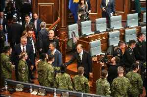 Kosovo Assembly Votes to Create Standing Army [Video]