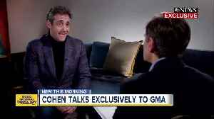Trump's ex-attorney Michael Cohen breaks his silence in exclusive interview with ABC News [Video]