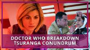 Doctor Who Review | The Tsuranga Conundrum Recap [Video]