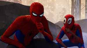 How 'Spider-Verse' Will Launch a Universe of Spider-Man Characters | Heat Vision Breakdown [Video]