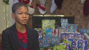 Plano Child Would Rather Help Homeless Than Get Christmas Gifts [Video]