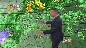 Cold Temps And Rain Arrive In North Texas [Video]
