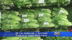 E. Coli Outbreak In Romaine Linked To Santa Maria Farm [Video]