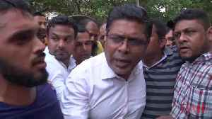 News video: SRI LANKAN COURT SAYS PRESIDENT VIOLATED CONSTITUTION