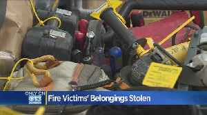 CHP Recovers Items Stolen From Camp Fire Victims [Video]