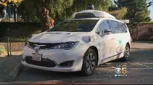 Waymo Set to Test Fleet of Self-Driving Cars in Peninsula Cities [Video]